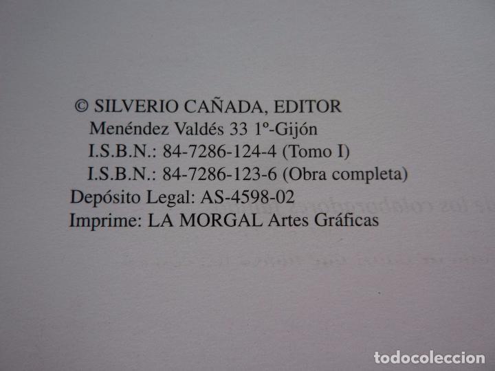 Libros antiguos: ASTURIAS Octavio Bellmunt y Fermin Canella - 3 tomos - Completo - Como nuevo - Fascimil - Foto 9 - 96072155