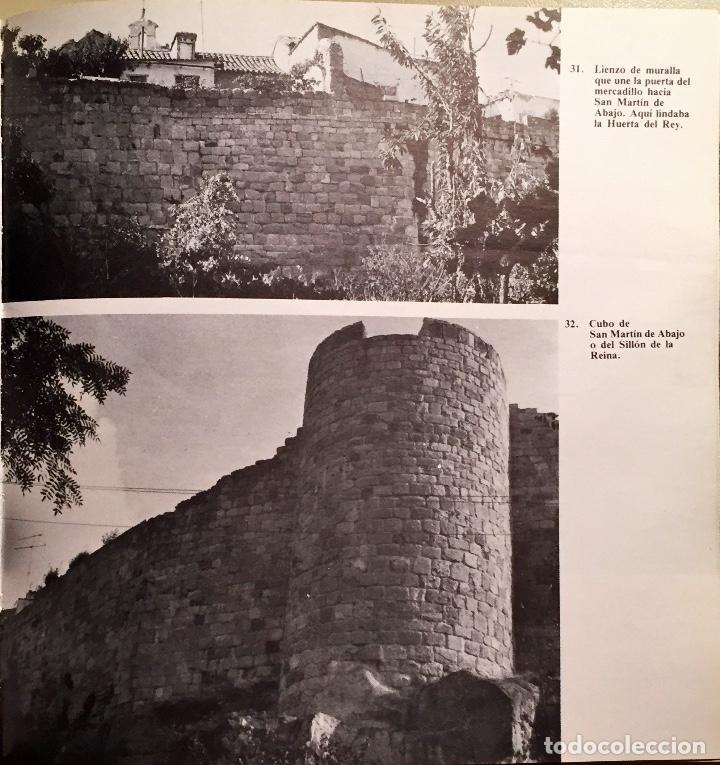 Libros antiguos: LAS MURALLAS DE ZAMORA 1978 - Foto 2 - 269011724