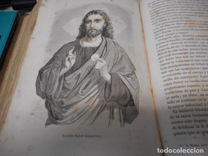 Libros antiguos: libreria ghotica 1871 historia de las religiones en un solo tomo muchos grabados - Foto 6 - 96455343