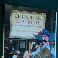 Libros antiguos: EL CAPITÁN ALATRISTE Y LA ESPAÑA DEL SIGLO DE ORO. Lote 96820251