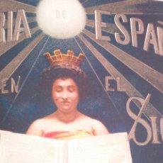 Libros antiguos: HISTORIA DE ESPAÑA EN EL SIGLO XIX TOMO 1 A?O 1902 EDITORIAL CENTRO EDITORIAL ARTÍSTICO. Lote 96956798