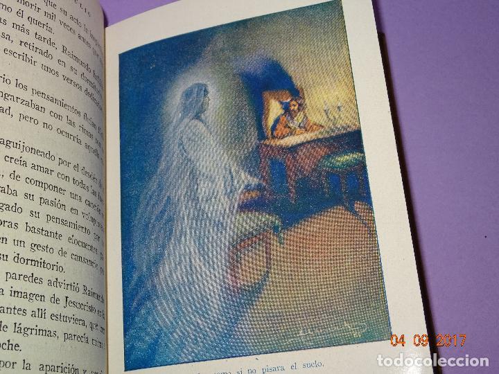 Libros antiguos: RAIMUNDO LULIO de Páginas Brillantes de la Historia de la Editorial ARALUCE del Año 1941 - Foto 3 - 97154571