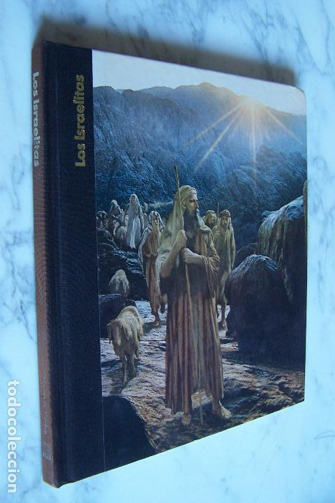 ORÍGENES DEL HOMBRE. LOS ISRAELITAS. LIBROS TIME- LIFE, 1981. (Libros antiguos (hasta 1936), raros y curiosos - Historia Antigua)