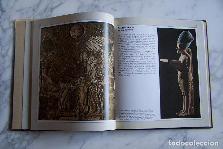 Libros antiguos: ORÍGENES DEL HOMBRE. LOS ISRAELITAS. LIBROS TIME- LIFE, 1981. - Foto 4 - 97679079