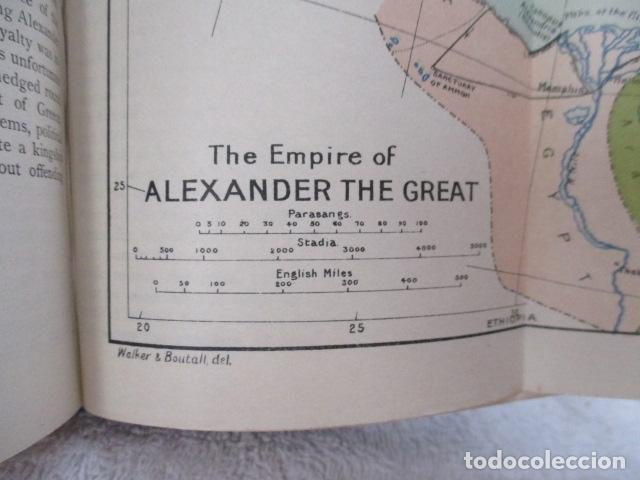 Libros antiguos: History of Greece - To The Death of Alexander the Great - J. B. Bury - (ingles) Alejandro Magno 1913 - Foto 41 - 98141675