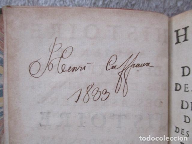 Libros antiguos: HISTOIRE ANCIENNE DES EGYPTIENS, DES CARTHAGINOIS - M. DCC XXXIV TOME SIXIEME (en Frances) - Foto 9 - 98144435