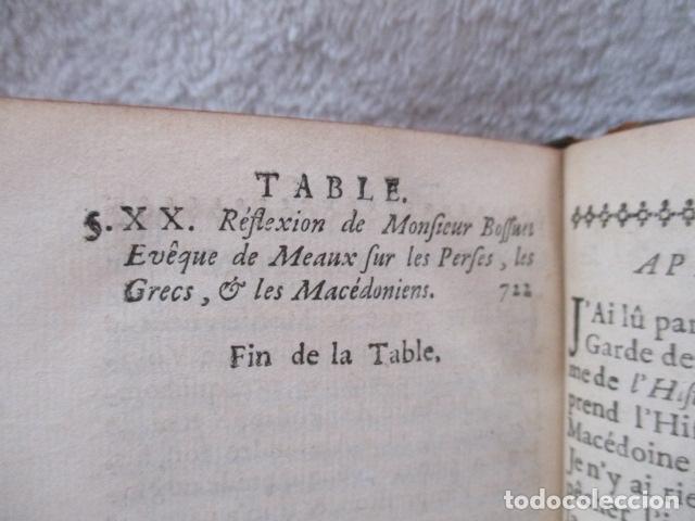 Libros antiguos: HISTOIRE ANCIENNE DES EGYPTIENS, DES CARTHAGINOIS - M. DCC XXXIV TOME SIXIEME (en Frances) - Foto 18 - 98144435