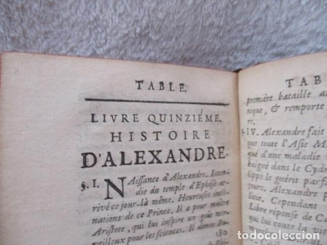 Libros antiguos: HISTOIRE ANCIENNE DES EGYPTIENS, DES CARTHAGINOIS - M. DCC XXXIV TOME SIXIEME (en Frances) - Foto 19 - 98144435