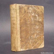 Libros antiguos: 1832 IGLESIA DE CHRISTO DESDE ADAM FINS A NOSALTRES - PONTÍ DOMINICO - CATALÀ - PERGAMINO. Lote 98953283