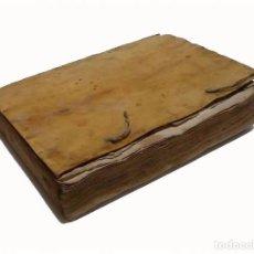 Libros antiguos: VICENTE BACALLAR - LA MONARCHIA HEBREA - LIBRO TAPAS DE PERGAMINO - 1.761. Lote 95577155