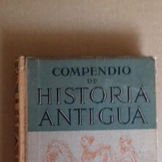 Libros antiguos: COMPENDIO DE HISTORIA ANTIGUA. Lote 99093831