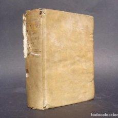 Libros antiguos: 1623 SEGUNDA PARTE DEL TEATRO DE LOS DIOSES DE LA GENTILIDAD - PERGAMINO - SALAMANCA . Lote 99104867
