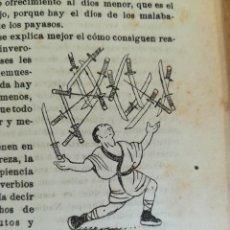 Libros antiguos: LIBRO, EL CIRCO,ILUSTRACIONES DE APA,CIRCO RUSO,CIRCO DE PARIS,AMAZONAS,EQUILIBRISTAS,ANIMALES,ETC. Lote 99388179