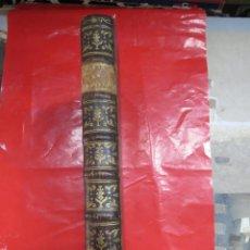 Libros antiguos: AÑO 1786 OBRAS DE CAYO SALUSTIO CRISPO,CUATRO ORACIONES,GUERRA DE YUGURTA CONJURACION DE CATILINA. Lote 99439187