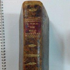 Libros antiguos: Q. CURCIO : ALEXANDRI MAGNI LIBRI VIII 1834. Lote 99792475