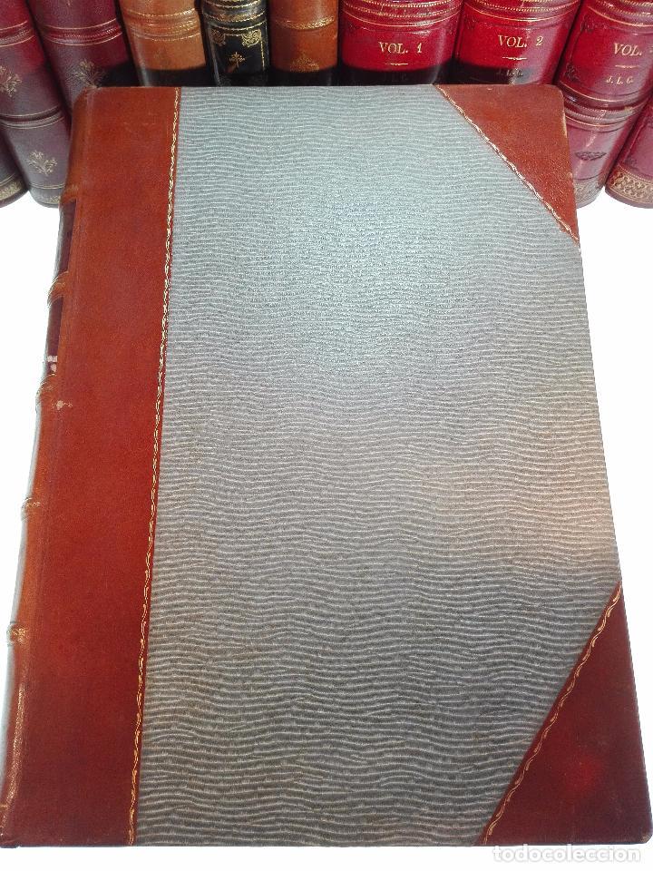 Libros antiguos: CARTAS DE INDIAS - PUBLÍCALAS POR PRIMERA VEZ EL MINISTERIO DE FOMENTO - TOMOS I Y II- MADRID -1877 - Foto 2 - 100177675