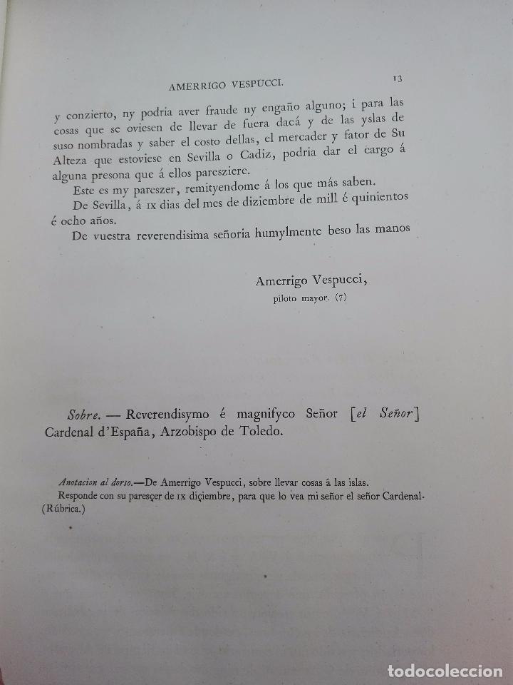 Libros antiguos: CARTAS DE INDIAS - PUBLÍCALAS POR PRIMERA VEZ EL MINISTERIO DE FOMENTO - TOMOS I Y II- MADRID -1877 - Foto 6 - 100177675