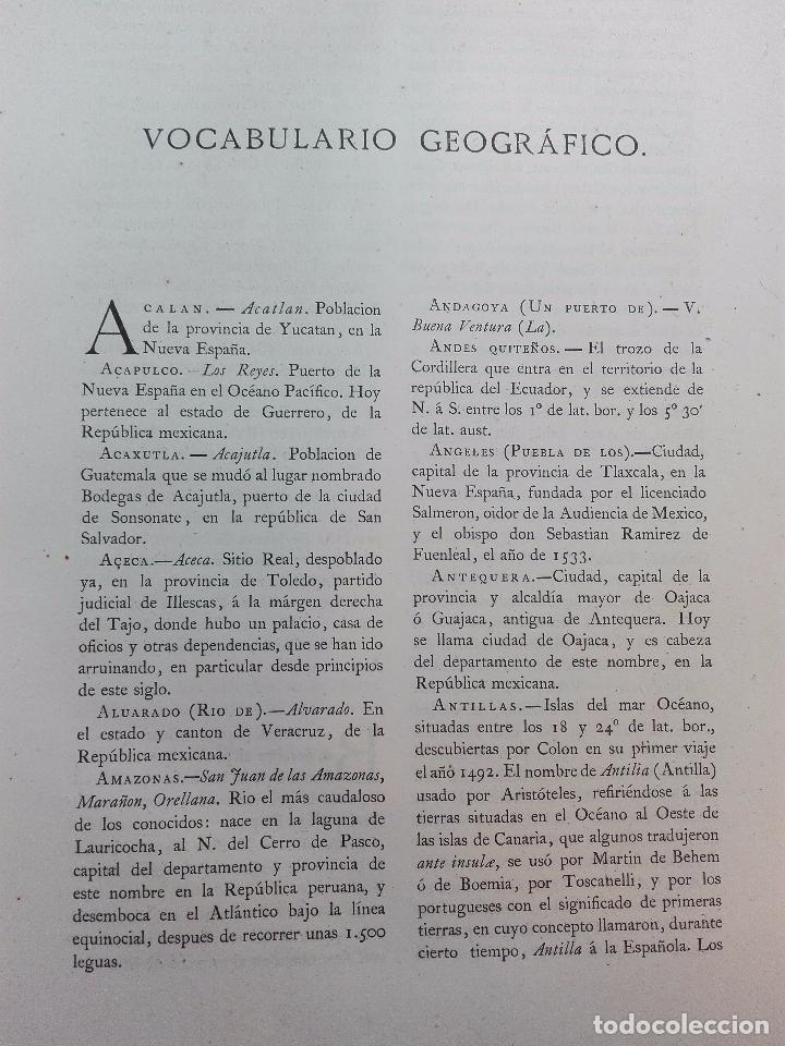 Libros antiguos: CARTAS DE INDIAS - PUBLÍCALAS POR PRIMERA VEZ EL MINISTERIO DE FOMENTO - TOMOS I Y II- MADRID -1877 - Foto 16 - 100177675