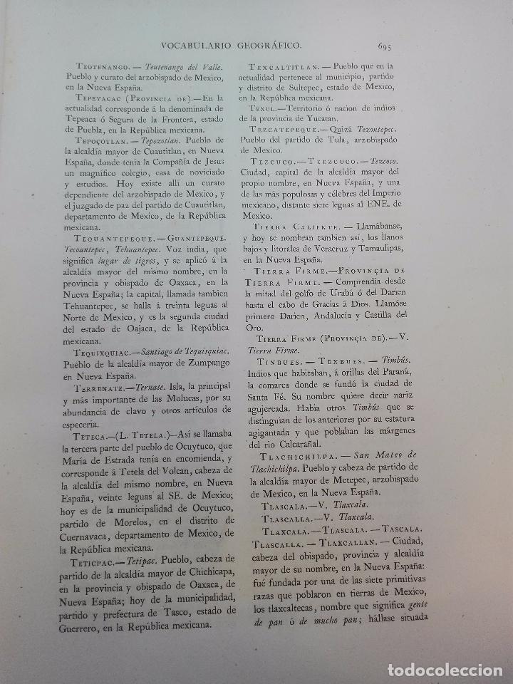 Libros antiguos: CARTAS DE INDIAS - PUBLÍCALAS POR PRIMERA VEZ EL MINISTERIO DE FOMENTO - TOMOS I Y II- MADRID -1877 - Foto 17 - 100177675