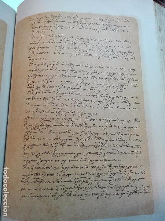 Libros antiguos: CARTAS DE INDIAS - PUBLÍCALAS POR PRIMERA VEZ EL MINISTERIO DE FOMENTO - TOMOS I Y II- MADRID -1877 - Foto 20 - 100177675