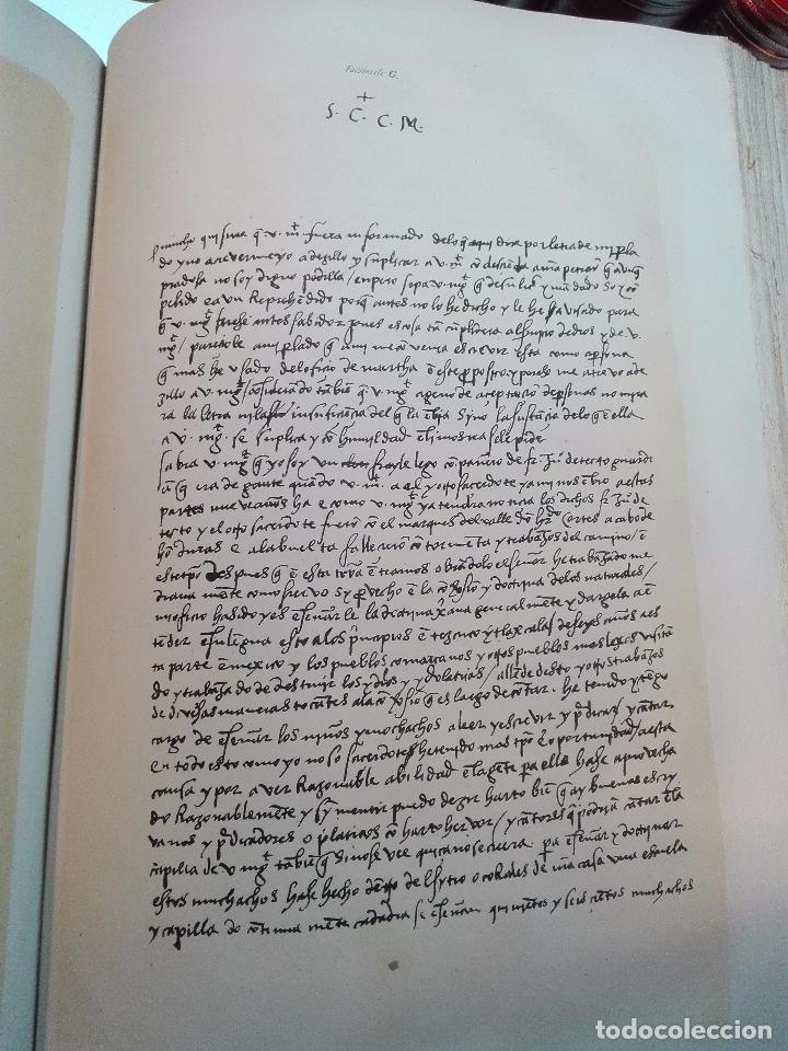 Libros antiguos: CARTAS DE INDIAS - PUBLÍCALAS POR PRIMERA VEZ EL MINISTERIO DE FOMENTO - TOMOS I Y II- MADRID -1877 - Foto 21 - 100177675