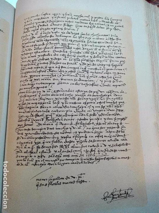 Libros antiguos: CARTAS DE INDIAS - PUBLÍCALAS POR PRIMERA VEZ EL MINISTERIO DE FOMENTO - TOMOS I Y II- MADRID -1877 - Foto 22 - 100177675