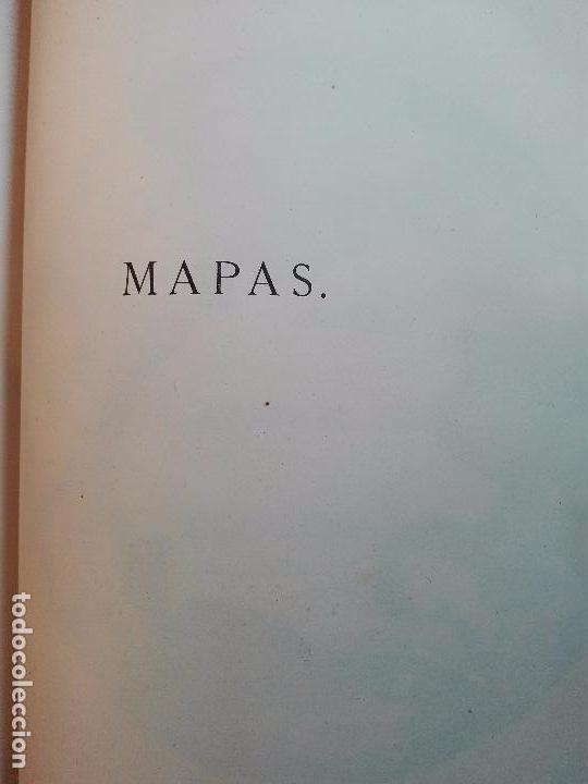 Libros antiguos: CARTAS DE INDIAS - PUBLÍCALAS POR PRIMERA VEZ EL MINISTERIO DE FOMENTO - TOMOS I Y II- MADRID -1877 - Foto 25 - 100177675