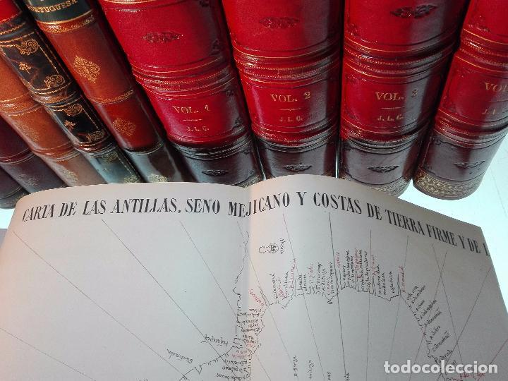 Libros antiguos: CARTAS DE INDIAS - PUBLÍCALAS POR PRIMERA VEZ EL MINISTERIO DE FOMENTO - TOMOS I Y II- MADRID -1877 - Foto 29 - 100177675