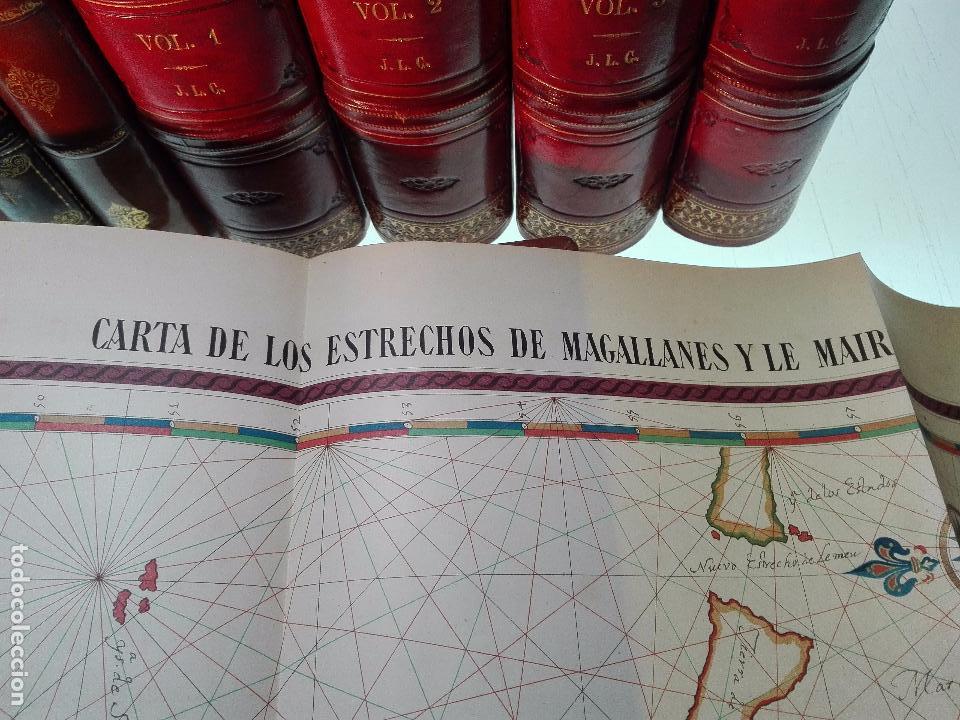 Libros antiguos: CARTAS DE INDIAS - PUBLÍCALAS POR PRIMERA VEZ EL MINISTERIO DE FOMENTO - TOMOS I Y II- MADRID -1877 - Foto 30 - 100177675