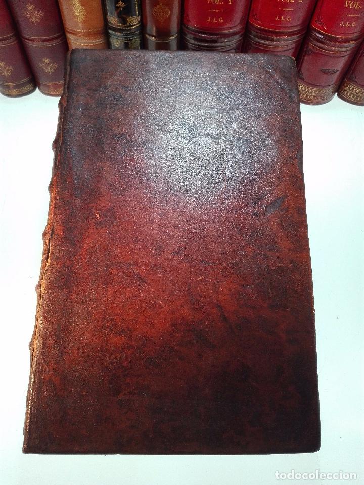 Libros antiguos: HISTORIA DE LA CONQUISTA DE MÉXICO - D. ANTONIO DE SOLIS - BRUSSELAS - FRANCISCO FOPPENS - 1704 - - Foto 3 - 100180207