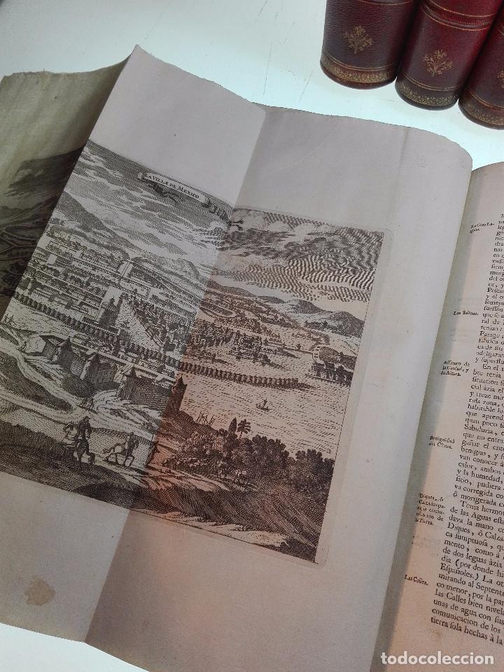 Libros antiguos: HISTORIA DE LA CONQUISTA DE MÉXICO - D. ANTONIO DE SOLIS - BRUSSELAS - FRANCISCO FOPPENS - 1704 - - Foto 15 - 100180207