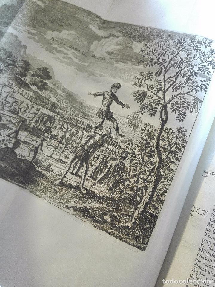Libros antiguos: HISTORIA DE LA CONQUISTA DE MÉXICO - D. ANTONIO DE SOLIS - BRUSSELAS - FRANCISCO FOPPENS - 1704 - - Foto 16 - 100180207