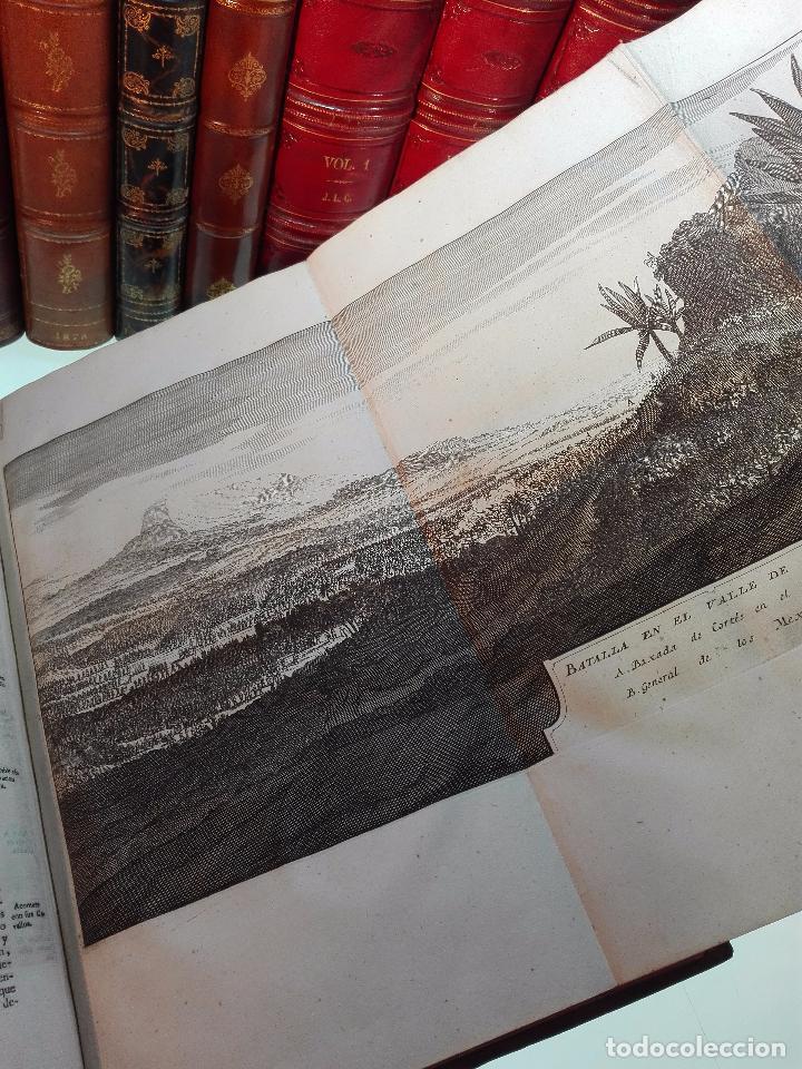 Libros antiguos: HISTORIA DE LA CONQUISTA DE MÉXICO - D. ANTONIO DE SOLIS - BRUSSELAS - FRANCISCO FOPPENS - 1704 - - Foto 17 - 100180207