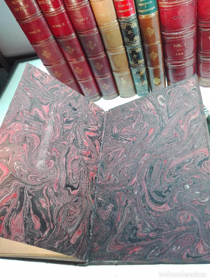 Libros antiguos: HISTORIA DE LA CONQUISTA DE MÉXICO - D. ANTONIO DE SOLIS - BRUSSELAS - FRANCISCO FOPPENS - 1704 - - Foto 20 - 100180207
