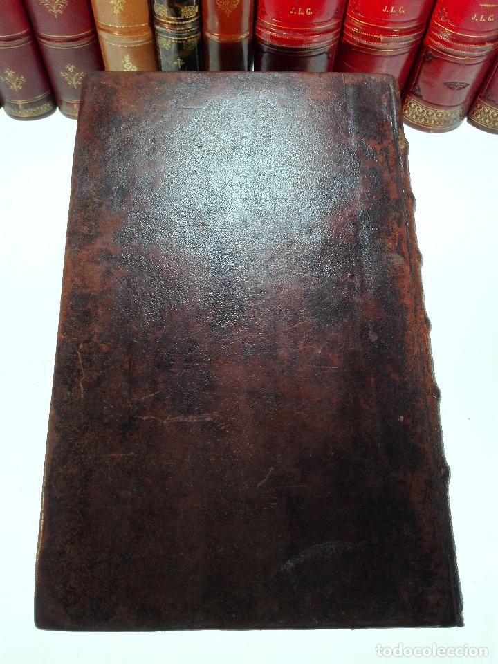 Libros antiguos: HISTORIA DE LA CONQUISTA DE MÉXICO - D. ANTONIO DE SOLIS - BRUSSELAS - FRANCISCO FOPPENS - 1704 - - Foto 21 - 100180207