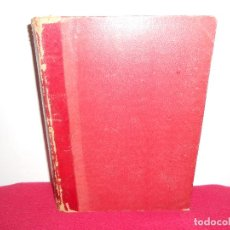 Libros antiguos: DOCUMENTS PER L´HISTORIA DE LA CULTURA CATALANA MIG-EVAL.- ANTONI RUBIO Y LLUCH. Lote 100444835