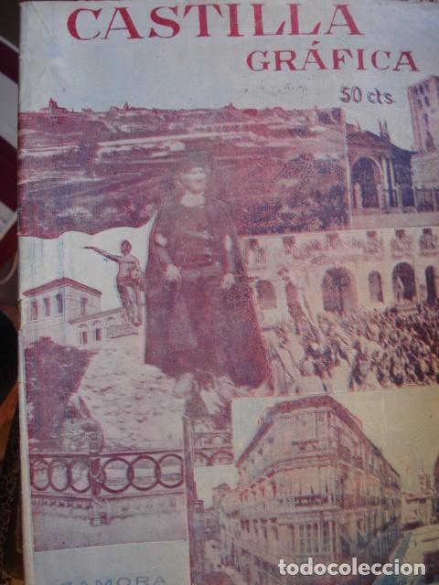 Libros antiguos: SEMANA SANTA ZAMORA AÑO 1925 NUMERO EXTRAORDINARIO CASTILLA GRAFICA - Foto 2 - 190848678