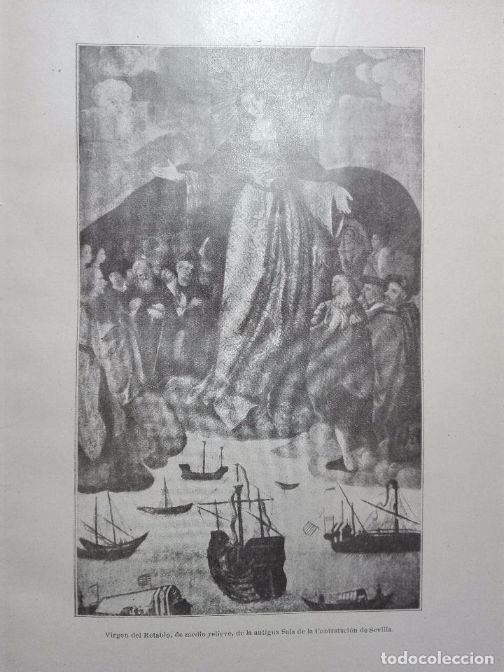 Libros antiguos: EL DESCUBRIMIENTO DEL ESTRECHO DE MAGALLANES - IV CENTENARIO - . P. PABLO PASTELLS - 2 TOMOS - 1920 - Foto 5 - 101469379