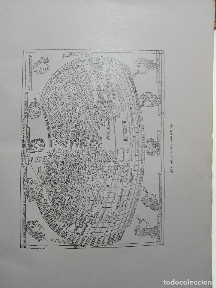 Libros antiguos: EL DESCUBRIMIENTO DEL ESTRECHO DE MAGALLANES - IV CENTENARIO - . P. PABLO PASTELLS - 2 TOMOS - 1920 - Foto 6 - 101469379