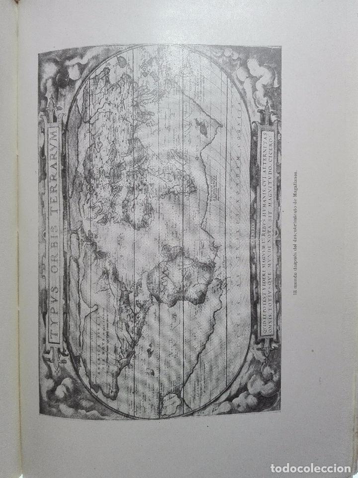Libros antiguos: EL DESCUBRIMIENTO DEL ESTRECHO DE MAGALLANES - IV CENTENARIO - . P. PABLO PASTELLS - 2 TOMOS - 1920 - Foto 8 - 101469379