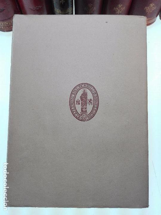 Libros antiguos: EL DESCUBRIMIENTO DEL ESTRECHO DE MAGALLANES - IV CENTENARIO - . P. PABLO PASTELLS - 2 TOMOS - 1920 - Foto 10 - 101469379