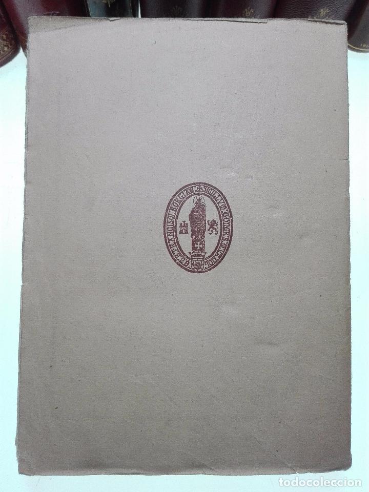 Libros antiguos: EL DESCUBRIMIENTO DEL ESTRECHO DE MAGALLANES - IV CENTENARIO - . P. PABLO PASTELLS - 2 TOMOS - 1920 - Foto 17 - 101469379
