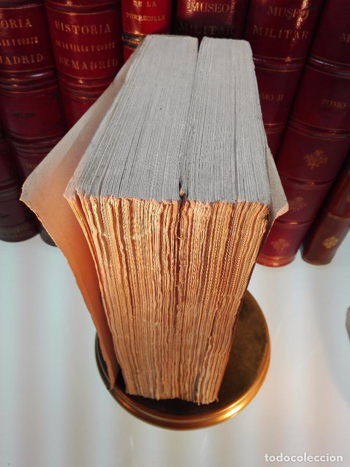 Libros antiguos: EL DESCUBRIMIENTO DEL ESTRECHO DE MAGALLANES - IV CENTENARIO - . P. PABLO PASTELLS - 2 TOMOS - 1920 - Foto 18 - 101469379