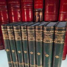 Libros antiguos: HISTORIA GENERAL DE ANDALUCÍA DESDE LOS TIEMPOS MAS REMOTOS HASTA 1870 - JOAQUÍN GUICHOT - 1869 -. Lote 101703879