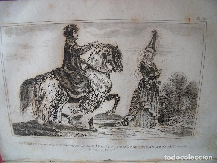 Libros antiguos: SAINT PROSPER.-HISTORIA DE FRANCIA.-A. HOUZE.-GRABADOS.-HISTORIA.-OBRA COMPLETA.-BARCELONA.-AÑO 1940 - Foto 3 - 102530527