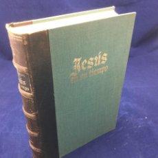 Libros antiguos: HISTORIA SAGRADA. JESÚS EN SU TIEMPO. Lote 103037687