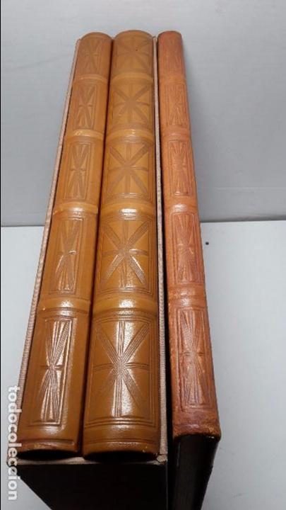ELS FURS. EDICIÓN FACSÍMIL (3 TOMOS). VICENT GARCIA EDITORES, 1976. (Libros antiguos (hasta 1936), raros y curiosos - Historia Antigua)