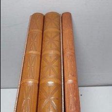 Libros antiguos: ELS FURS. EDICIÓN FACSÍMIL (3 TOMOS). VICENT GARCIA EDITORES, 1976.. Lote 124981194