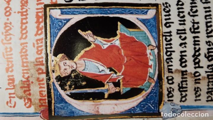 Libros antiguos: ELS FURS. EDICIÓN FACSÍMIL (3 TOMOS). VICENT GARCIA EDITORES, 1976. - Foto 5 - 124981194