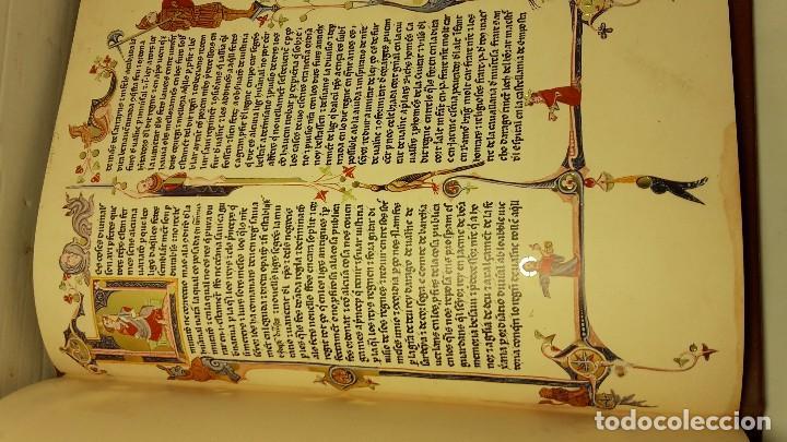 Libros antiguos: ELS FURS. EDICIÓN FACSÍMIL (3 TOMOS). VICENT GARCIA EDITORES, 1976. - Foto 6 - 124981194